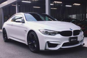 BMW M4 DCT ドライブロジック