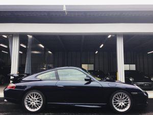 ポルシェ996カレラ GTエディション