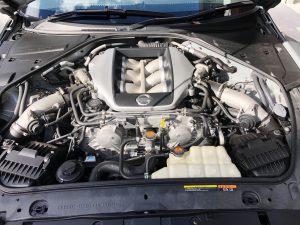 GT-R35 ブラックエディション