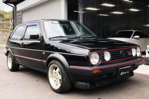 VW ゴルフGTI 16V